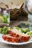 meatloaf Photographie stock libre de droits