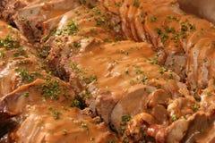 meatmagasin Royaltyfri Foto