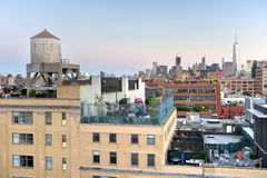 Meatpacking District - New York City Royalty Free Stock Photos