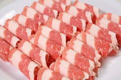 Meatrullar Arkivfoto