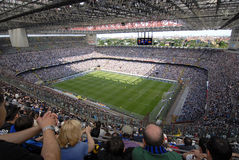 Meazza soccer stadium Royalty Free Stock Photos