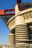 Meazza stadium close up view Royalty Free Stock Images