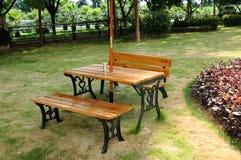 meble ogród Fotografia Stock