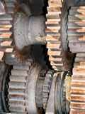 Mecánicos Imagen de archivo