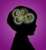 Mecánicos de la mente Imagen de archivo