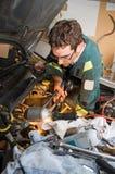 Mecânico Imagem de Stock Royalty Free
