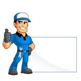 mecânico ilustração stock