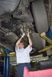 Mecânico 8 Foto de Stock