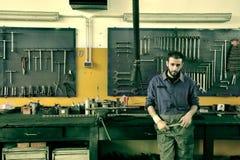 Mecânico Imagem de Stock