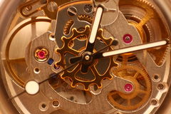 Mecanismo Imagen de archivo libre de regalías