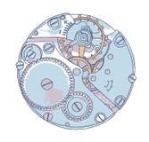 Mecanismo. Fotos de archivo