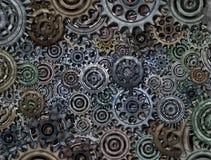 Mecanismo abstracto imágenes de archivo libres de regalías