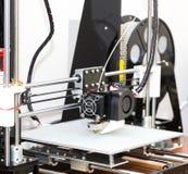 mecanismo da impressora 3d Imagens de Stock Royalty Free