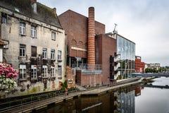 Mecanismo de Belces de la catedral de Mechelen Fotos de archivo