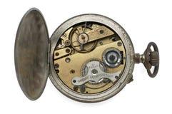 Mecanismo de engranaje Imagen de archivo libre de regalías