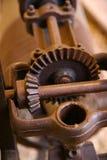 Mecanismo de engrenagem Fotos de Stock Royalty Free