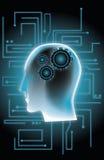 Mecanismo de la mente Imagenes de archivo