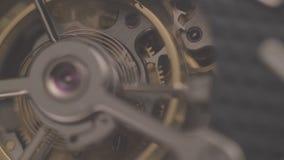 Mecanismo del mecanismo con las joyas metrajes