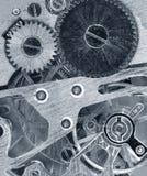 Mecanismo del reloj Fotos de archivo