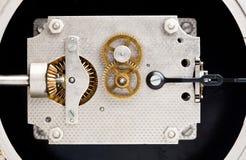 Mecanismo del reloj Imagen de archivo libre de regalías