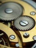 Mecanismo del reloj de bolsillo Foto de archivo
