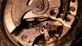 Mecanismo del reloj interno