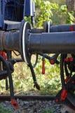 Mecanismo do acoplamento Foto de Stock