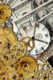 Mecanismo do negócio Imagens de Stock Royalty Free