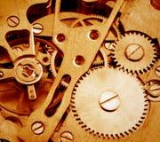 Mecanismo do relógio foto de stock royalty free