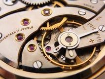 Mecanismo do relógio de bolso Fotos de Stock
