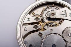 Mecanismo do relógio de pulso Imagem de Stock Royalty Free