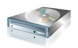 Mecanismo impulsor CD 2 Foto de archivo