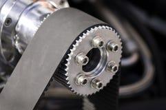 Mecanismo impulsor de correa 5549 Foto de archivo