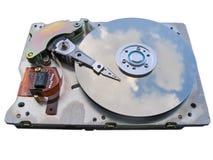 Mecanismo impulsor de disco duro Imagen de archivo