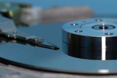 Mecanismo impulsor de disco duro Fotografía de archivo