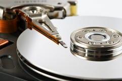 Mecanismo impulsor de disco duro fotos de archivo libres de regalías