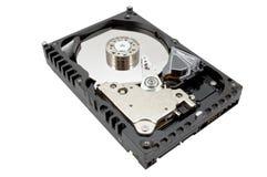Mecanismo impulsor de disco duro HDD Foto de archivo libre de regalías