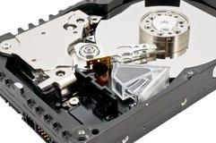 Mecanismo impulsor de disco duro HDD Imágenes de archivo libres de regalías