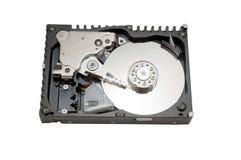 Mecanismo impulsor de disco duro HDD Fotografía de archivo libre de regalías