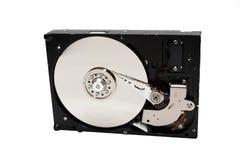 Mecanismo impulsor de disco duro (hdd) Fotos de archivo libres de regalías