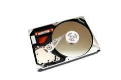 Mecanismo impulsor de disco duro (hdd) Imagen de archivo