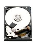 Mecanismo impulsor de disco duro HDD imagenes de archivo