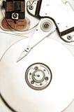 Mecanismo impulsor de disco duro interno Fotos de archivo