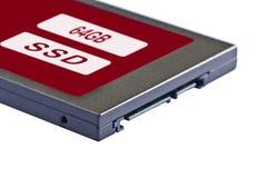 Mecanismo impulsor de estado sólido (SSD) Imagen de archivo libre de regalías
