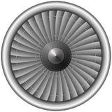 Mecanismo impulsor de la propulsión Imagen de archivo libre de regalías