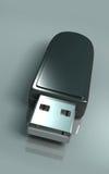 Mecanismo impulsor del flash del USB Foto de archivo libre de regalías