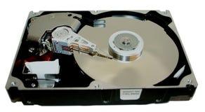 Mecanismo impulsor duro Imágenes de archivo libres de regalías