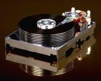 Mecanismo impulsor duro Foto de archivo