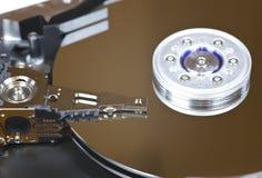 Mecanismo impulsor duro Foto de archivo libre de regalías