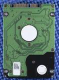 Mecanismo impulsor duro de la computadora portátil Foto de archivo libre de regalías
